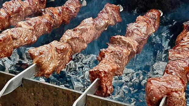 Шашлык из говядины с максимальной сочностью. Пробуем новый маринад
