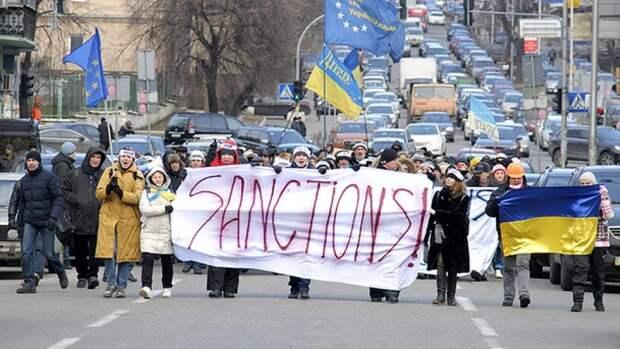 Новые санкции Украины рассмешили Россию