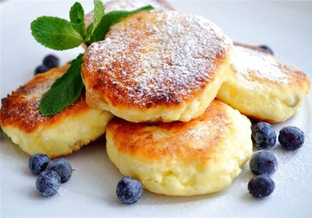 Классические завтраки за 10 минут