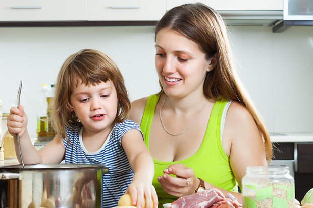 Нестандартные рецепты блюд из курицы для детей