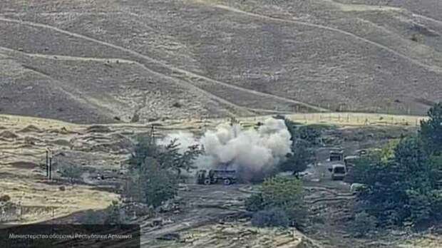Эксперт рассказал о причинах неудач ПВО Армении в Карабахе