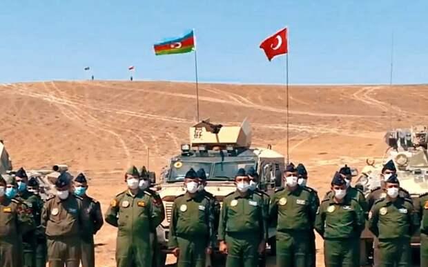 Поджигая Нагорный Карабах, Эрдоган выставляет условие России