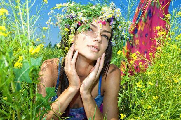 Женские травы