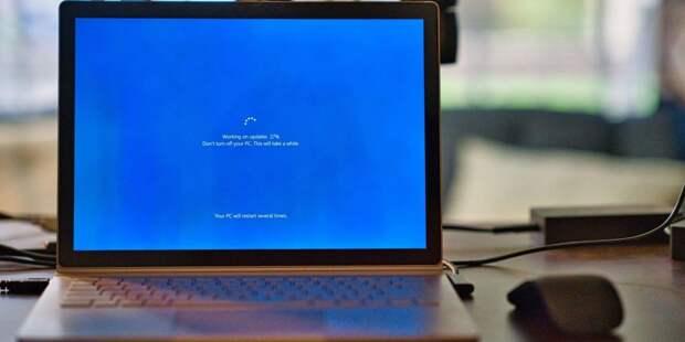 Как удалить обновление Windows 10 из командной строки