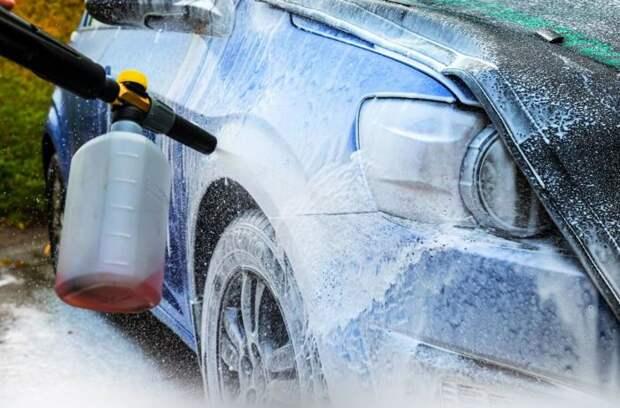 Важно смыть мыло. |Фото: carnovato.ru.