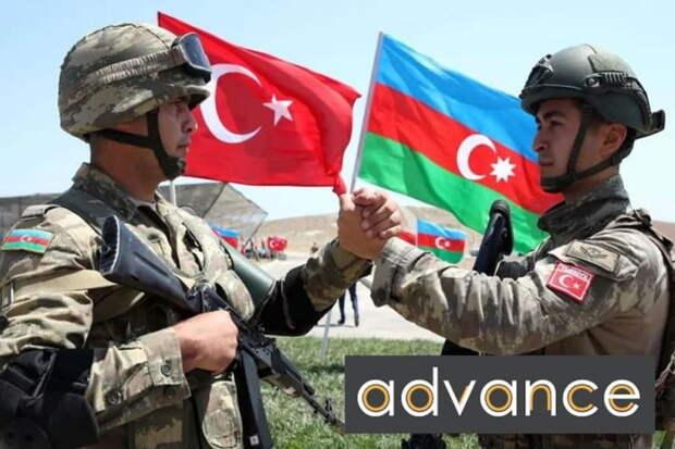Advance: Анкара и Баку создадут единую «турецкую армию»?