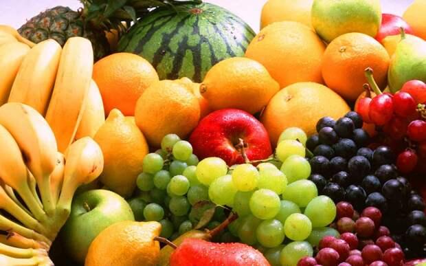 Ягоды и фрукты в качестве приправы