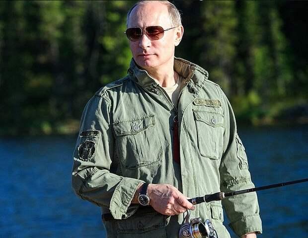 Моложавый Путин люто вывел из себя обзавидовавшихся украинцев