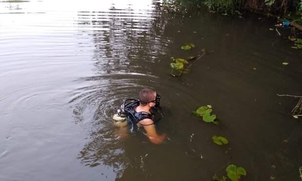 Из реки в Шиловском районе подняли труп мужчины