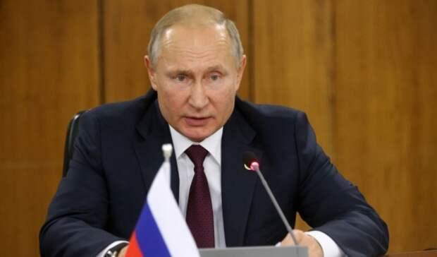 Мощное заявление Путина к Украине взбудоражило политиков