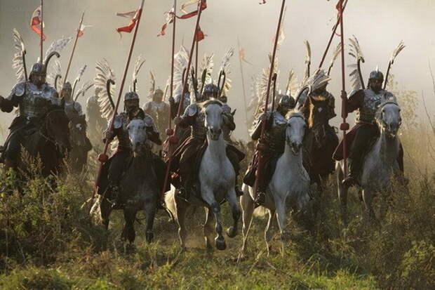 Современная реконструкция атаки гусар в битве под Гневом 1626 года - Гусария: modus operandi | Warspot.ru