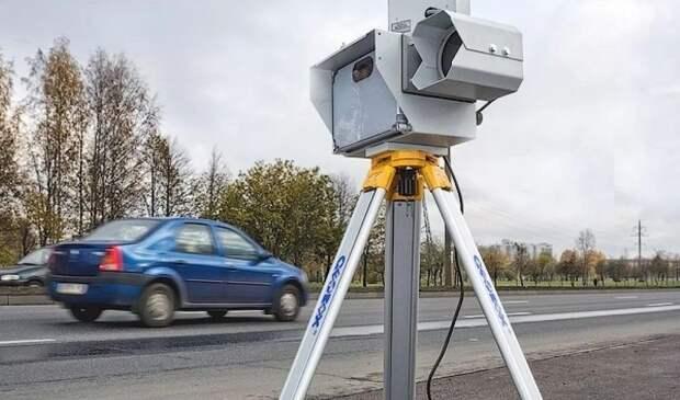 В омской ГИБДД рассказали, где установлены камеры фиксации нарушений ПДД