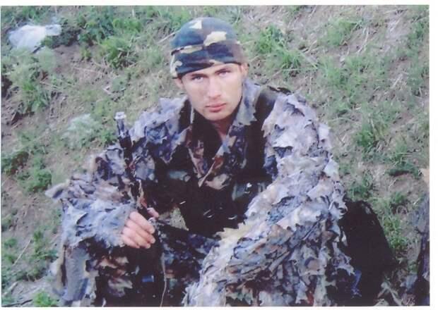 Лейтенант КАРПЕКИН Владимир Викторович