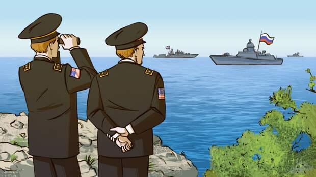 В InfoBrics объяснили, зачем Западу нужна «символическая война» с Россией в Черном море