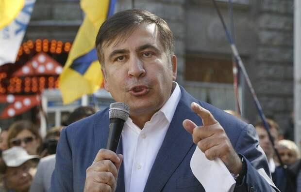 Саакашвили рассказал, как заставить даже Одессу перейти на украинский язык
