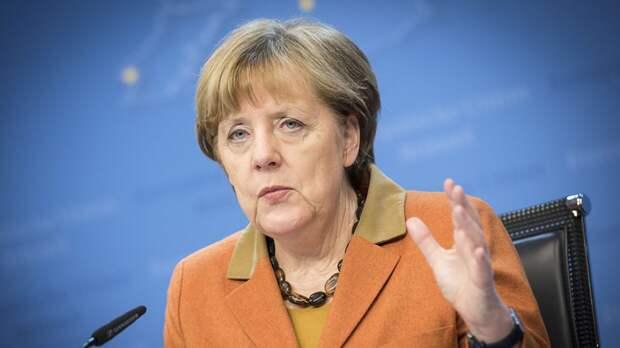 Канцлер Германии раскритиковала отмену патентов на вакцины от коронавируса