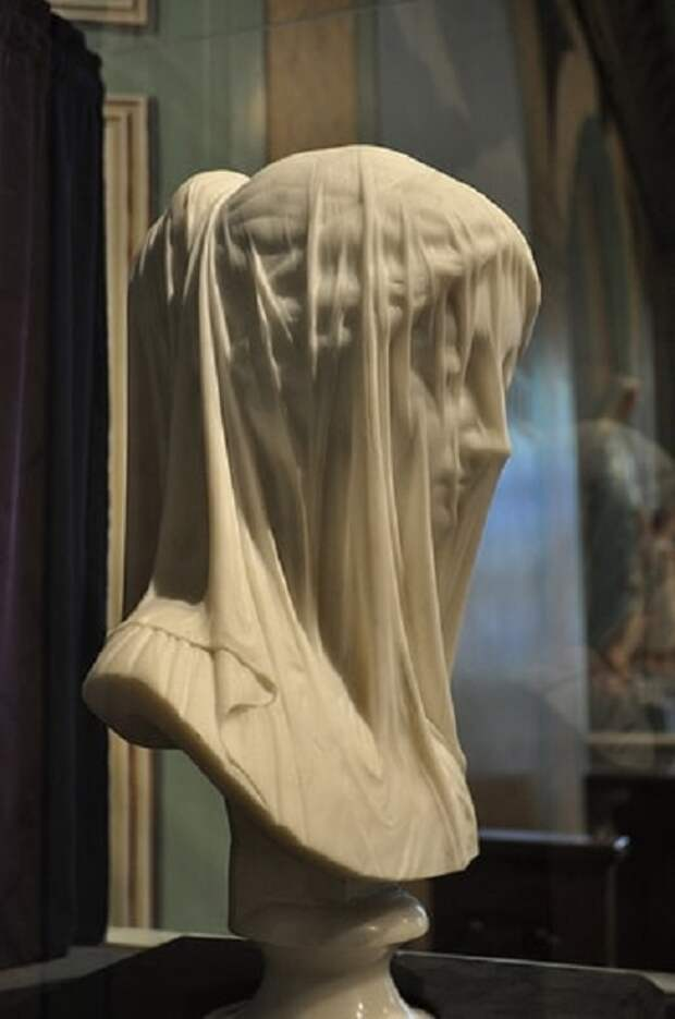 Джованни Страцца — «Дева Мария», 1850-е