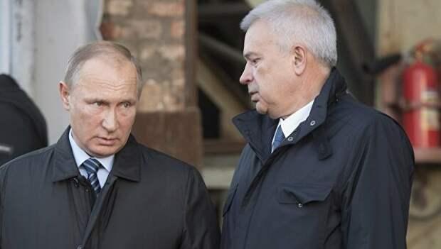 Нефтеолигархи вновь пожаловались Путину на «слишком высокие налоги»