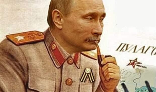 Александр Росляков. СталинЛАГ и ПутиинЛАГ – где милей тебе барак?