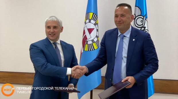 Главы Ноябрьска и Нового Уренгоя подписали соглашение о сотрудничестве между городами