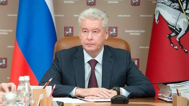 Собянин назвал стабильной ситуацию с COVID-19 в Москве