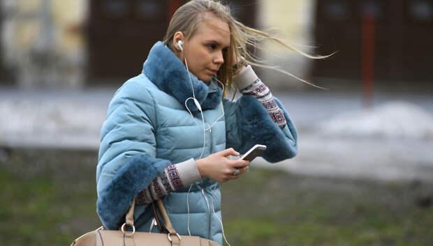 «Желтый» уровень опасности из‑за ветра объявили в Московском регионе на 15 мая