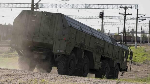 Военные ЗВО уничтожили базу условного противника из ОТРК «Искандер» под Иваново
