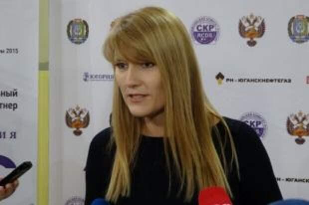 Журова прокомментировала карту Украины с Крымом на сайте Олимпиады