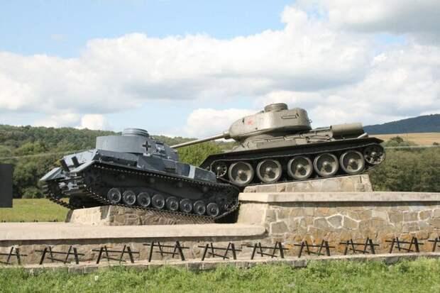 Танковый таран: оружие смелых