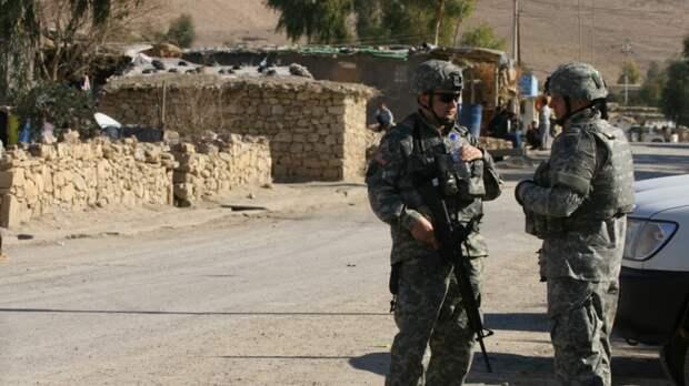 Ракетный удар нанесен по лагерю военных США в Ираке