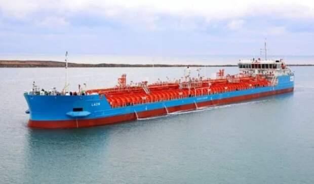 Очередной танкер изАзербайджана привез нефть для Белоруссии