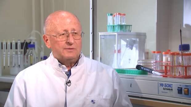 Гинцбург надеется на скорую регистрацию детской вакцины от COVID-19