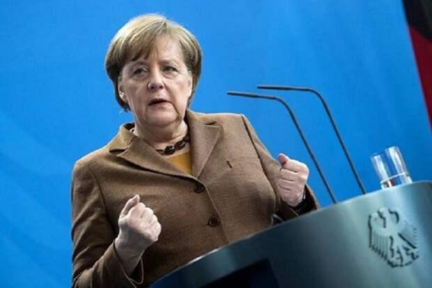 Меркель не испугалась США: «Северный поток-2» надо достроить