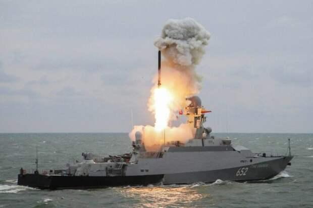 Наманевры НАТО вБалтийском море Россия ответила ракетным ударом