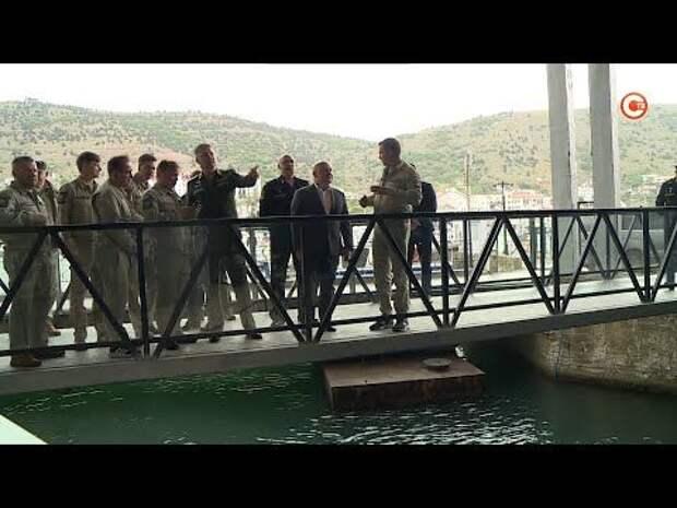Музей подводных лодок в Балаклаве открылся после реконструкции (СЮЖЕТ)