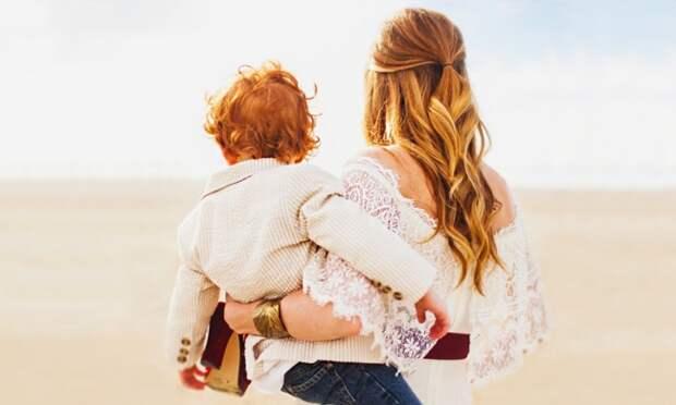 Приятная тяжесть материнства