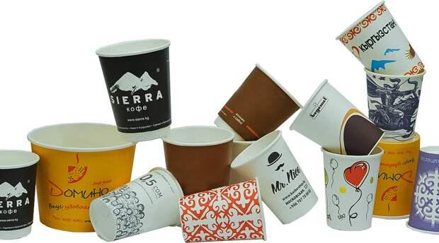 Бизнес-идея: Производство бумажных стаканчиков