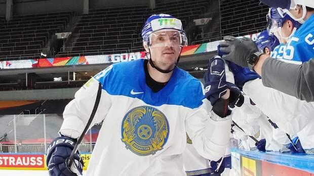 Казахстан в серии буллитов обыграл Латвию на групповом этапе ЧМ-2021