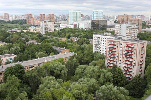 Эксперты подсказали, где в Москве купить дешёвое жильё