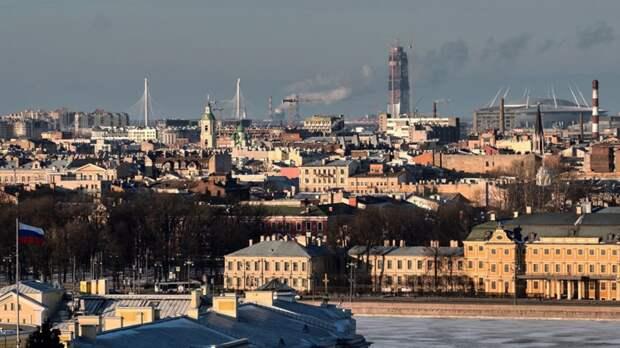 Синоптики прогнозируют в Петербурге тёплую погоду без осадков