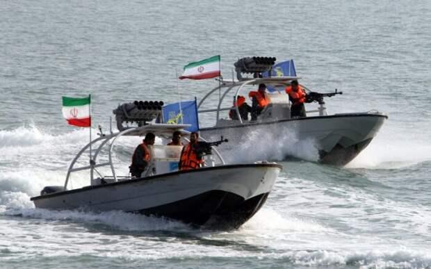 Иран попытался атаковать атомную подводную лодку США