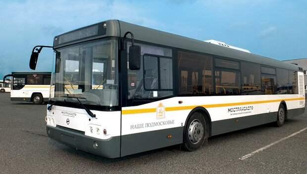 Автобусы «Мострансавто» курсируют в штатном режиме после подтоплений