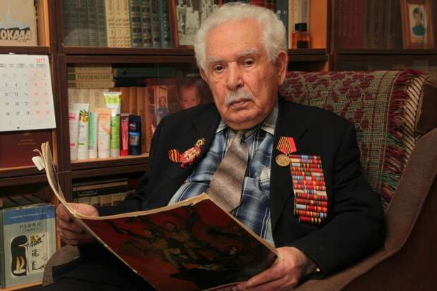 Полковник в отставке Артём Азиров живёт в Кузьминках / Фото: Андрей Дмытрив