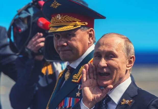 Подарок Путина на день рождение от Шойгу поразил весь мир