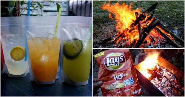 12 советов, которые пригодятся любителям устраивать пикники и отдыхать на природе