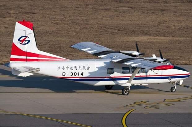 Китай намерен  расширить масштабы применения авиации общего назначения