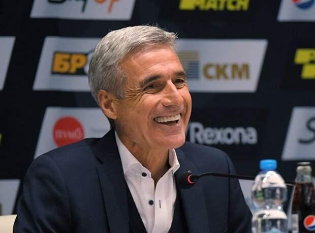 Луиш Каштру объявил, что покидает пост главного тренера «Шахтера»