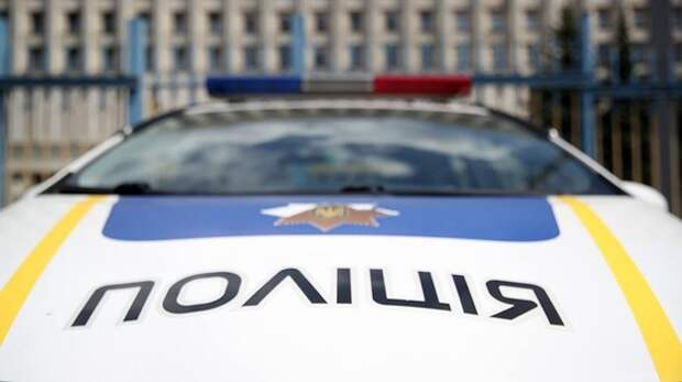 Полиция в Одессе задержала женщину с портретом маршала Жукова