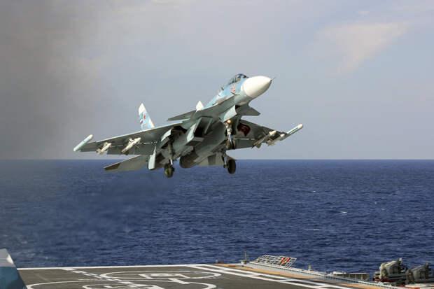 Герой России Игорь Кожин рассказал о специфике работы морских летчиков