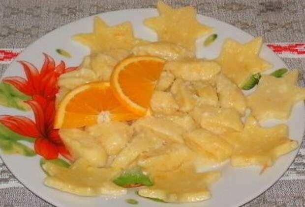 Рецепты по четвергам. Клёцки, ньокки, галушки, вареники. Ленивые вареники (вып. 2)